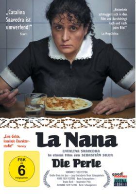 La Nana - Die Perle, Catalina Saavedra