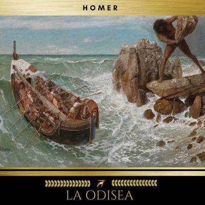 La Odisea, Homer