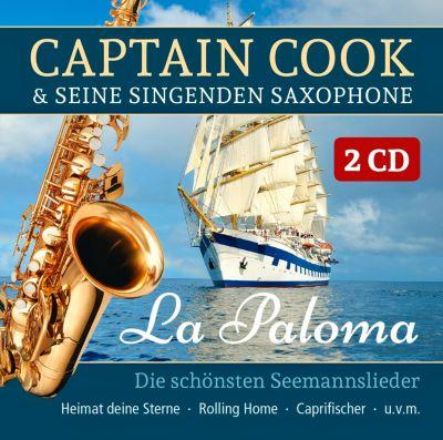 La Paloma - Die schönsten Seemanslieder, Captain Cook