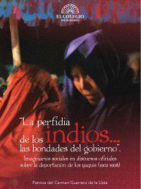 La perfidia de los indios las bondades del gobierno, Patricia Guerrero