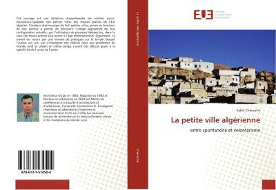 La petite ville algérienne, Salah Chaouche