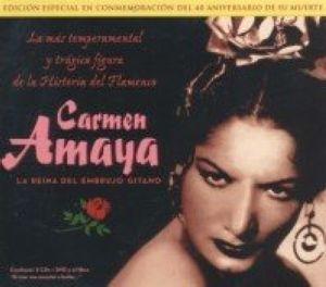 La Reina Del Embr, Carmen Amaya