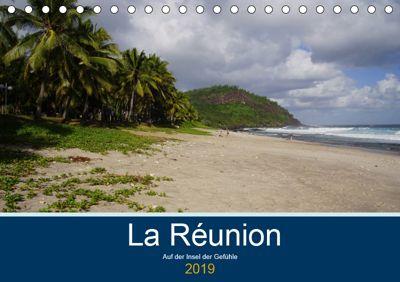 La Réunion - Auf der Insel der Gefühle (Tischkalender 2019 DIN A5 quer), Karsten Löwe