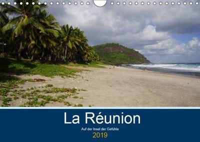 La Réunion - Auf der Insel der Gefühle (Wandkalender 2019 DIN A4 quer), Karsten Löwe