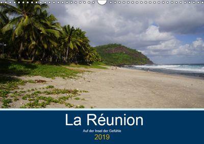 La Réunion - Auf der Insel der Gefühle (Wandkalender 2019 DIN A3 quer), Karsten Löwe