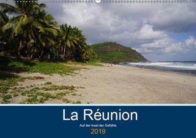 La Réunion - Auf der Insel der Gefühle (Wandkalender 2019 DIN A2 quer), Karsten Löwe