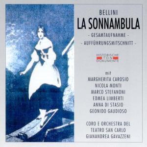 La Sonnambula, Coro E Orch.Del Teatro S.Carlo