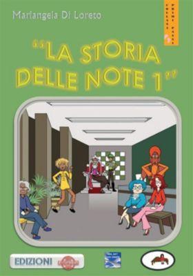 La storia delle note 1, Mariangela DiLoreto