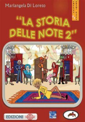 La storia delle note 2, Mariangela DiLoreto