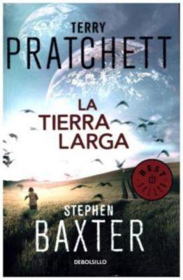 La tierra larga, Terry Pratchett