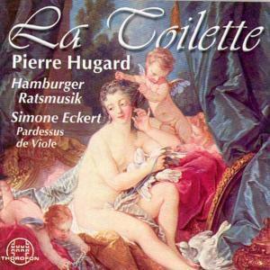 La Toilette, Hamburger Ratsmusik, Simone Eckert