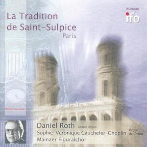 La Tradition de Saint-Sulpice, Daniel Roth