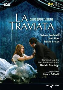La Traviata, Domingo, Bonfadelli, Piper, Bruson