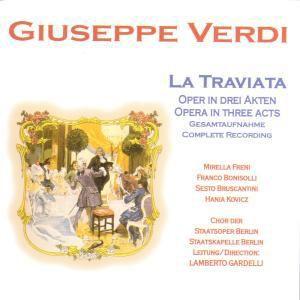 La Traviata, Freni, Bonisolli, Bruscantini, Lamberto Gardelli