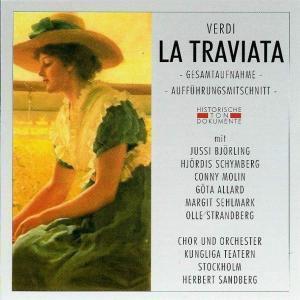La Traviata, Chor & Orch.Kungliga Teatern