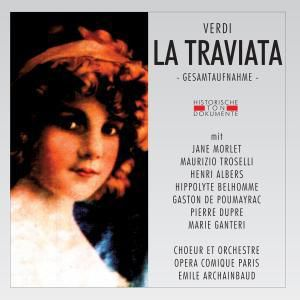 La Traviata (Ga), Choeur Et Orch.De Opera Comique Paris