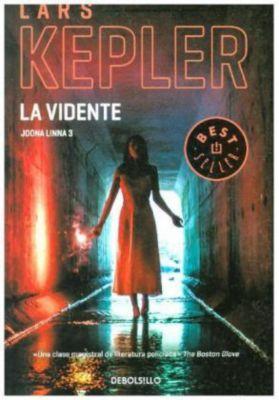 La vidente, Lars Kepler