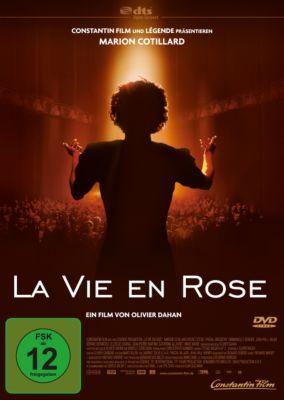 La Vie En Rose, Dvd-Spielfilm
