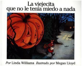 La Viejecita que no le tenia miedo a nada, Linda Williams