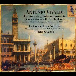 La Viola da gamba in Concerto, Jordi Savall, Le Concert Des Nations