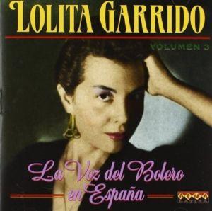 La Voz Del Bolero En Espana Vol.3, Lolita Garrido