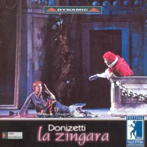 La Zingara, Manuela Custer, Domenico Colaianni