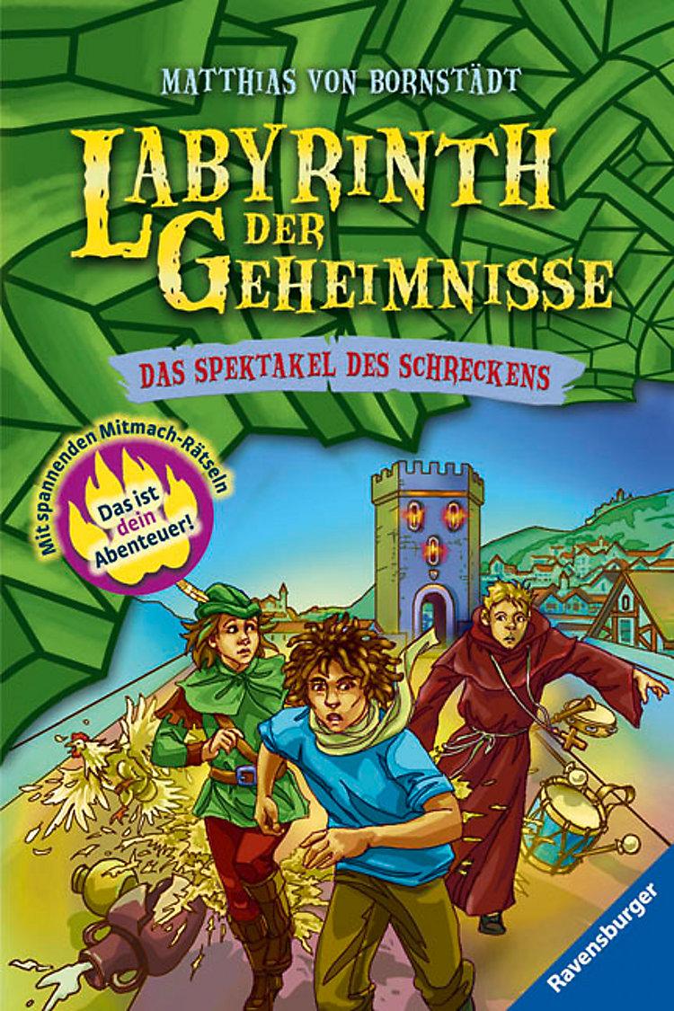 Labyrinth Der Geheimnisse