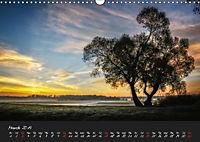 Lac du Der Lake Der (Wall Calendar 2019 DIN A3 Landscape) - Produktdetailbild 3