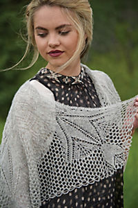 Lace stricken - Hauchzarte Tücher & Schals - Produktdetailbild 3