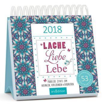Lache, Liebe, Lebe 2018