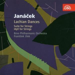 Lachian Dances / Suite / Idyll, Frantisek Jilek, Bspo