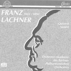 Lachner, Franz: Kammermusik, Orchester-Akademie Des Bp