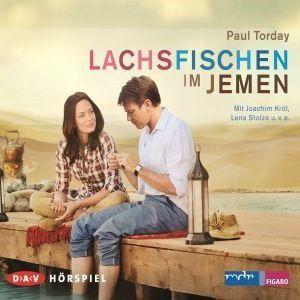 Lachsfischen im Jemen, 2 Audio-CDs, Paul Torday