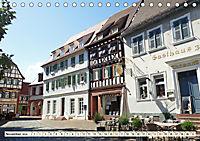 Ladenburg - Die Römerstadt am Neckar (Tischkalender 2019 DIN A5 quer) - Produktdetailbild 11