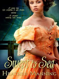 Ladies of the Caribbean: Swept to Sea, Heather Manning