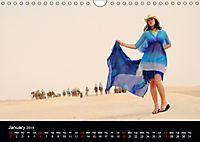 Ladies of the Sahara (Wall Calendar 2019 DIN A4 Landscape) - Produktdetailbild 1