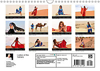 Ladies of the Sahara (Wall Calendar 2019 DIN A4 Landscape) - Produktdetailbild 13