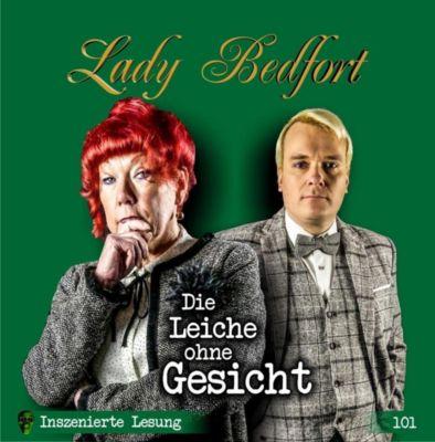 Lady Bedfort - Die Leiche ohne Gesicht, 2 Audio-CD, Lady Bedfort