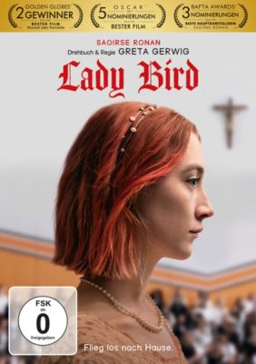 Lady Bird, Laurie Metcalf,Tracy Letts Saoirse Ronan