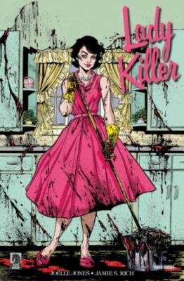 Lady Killer, Band 1, Joelle Jones, Jamie Rich
