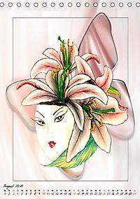 Lady Lilien (Tischkalender 2019 DIN A5 hoch) - Produktdetailbild 8