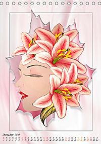 Lady Lilien (Tischkalender 2019 DIN A5 hoch) - Produktdetailbild 12