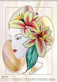 Lady Lilien (Wandkalender 2019 DIN A2 hoch) - Produktdetailbild 7