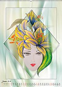 Lady Lilien (Wandkalender 2019 DIN A2 hoch) - Produktdetailbild 1