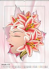 Lady Lilien (Wandkalender 2019 DIN A2 hoch) - Produktdetailbild 12