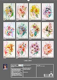 Lady Lilien (Wandkalender 2019 DIN A2 hoch) - Produktdetailbild 13
