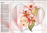 Lady Lilien (Wandkalender 2019 DIN A2 quer) - Produktdetailbild 5