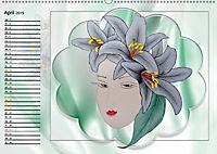 Lady Lilien (Wandkalender 2019 DIN A2 quer) - Produktdetailbild 4