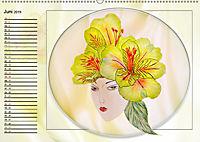 Lady Lilien (Wandkalender 2019 DIN A2 quer) - Produktdetailbild 6