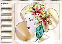 Lady Lilien (Wandkalender 2019 DIN A2 quer) - Produktdetailbild 8